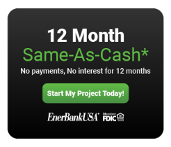 12 month same-as-cash loan provided by EnerBank USA