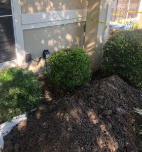 Back fill Foundation Repair in San Antonio, TX