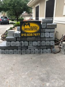 Materials for Foundation Repair