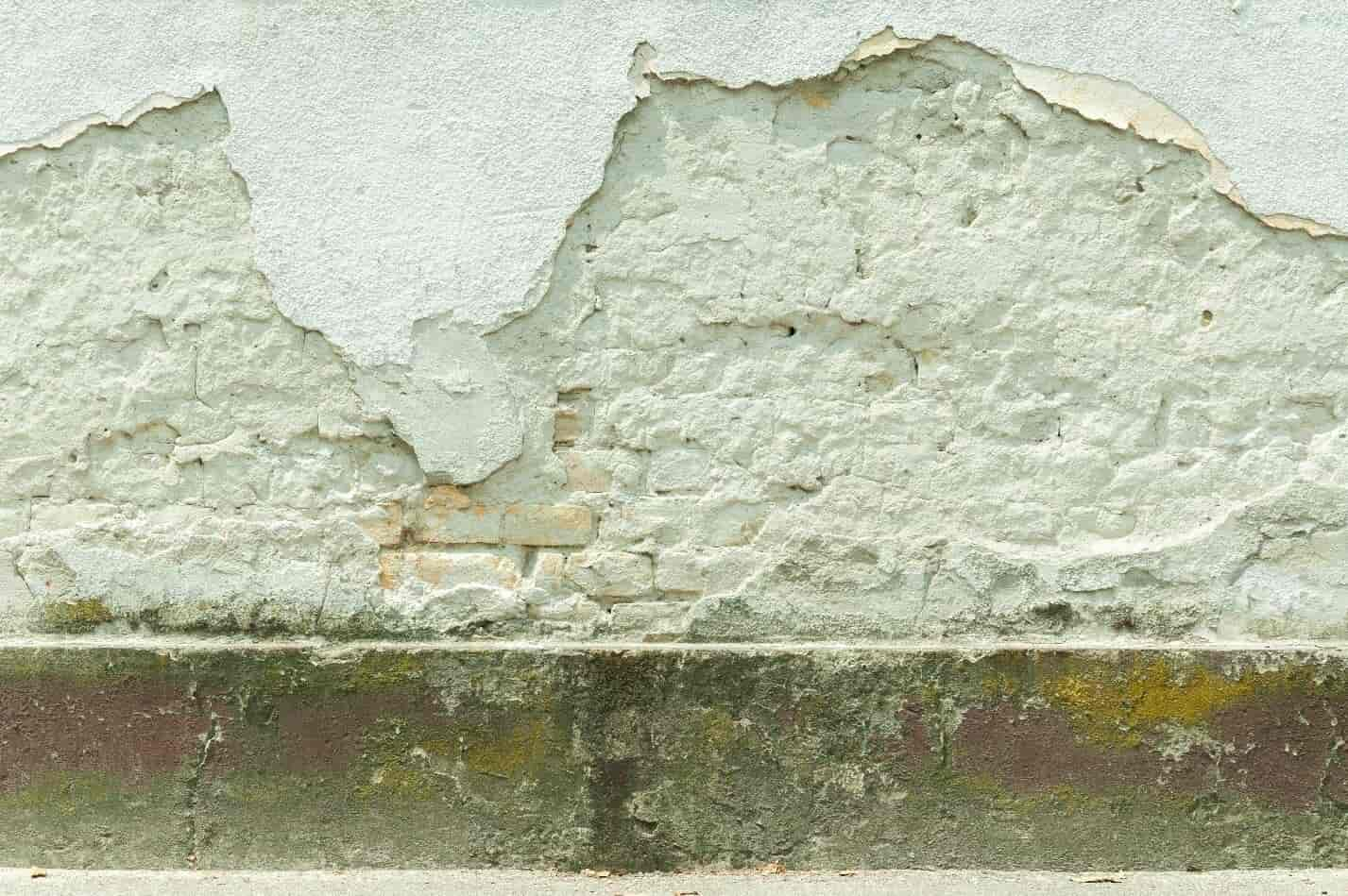 Wall Deterioration at MitchCo Foundation Repair