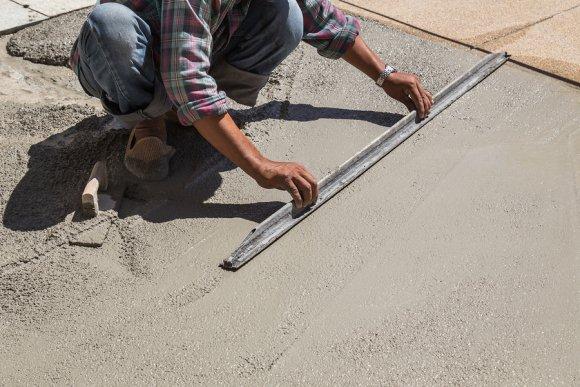 Concrete Slab Service Options in San Antonio