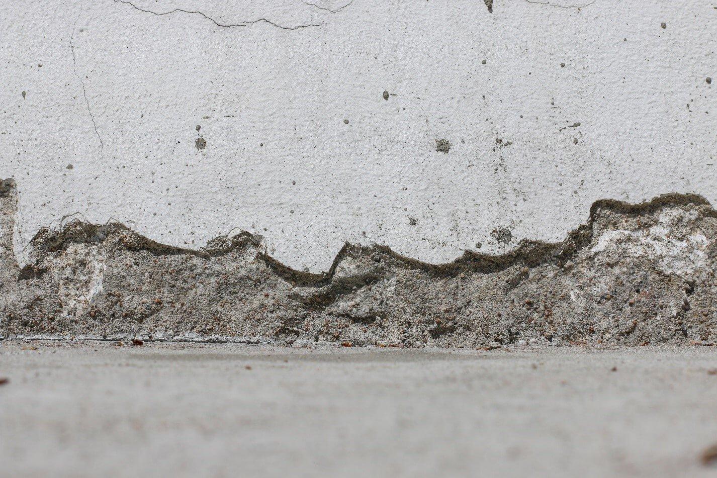 Damaged Foundation Repair Services atMitchco Foundation Repair